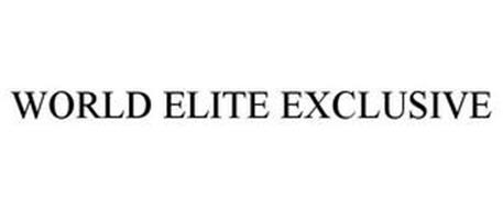 WORLD ELITE EXCLUSIVE