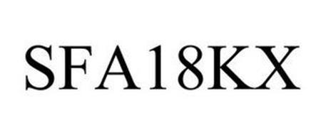 SFA18KX