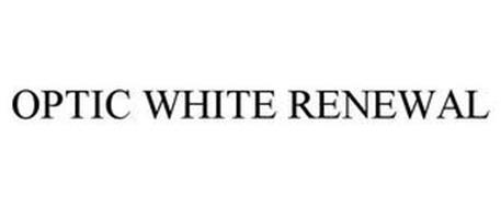 OPTIC WHITE RENEWAL