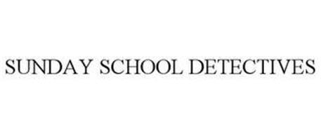 SUNDAY SCHOOL DETECTIVES
