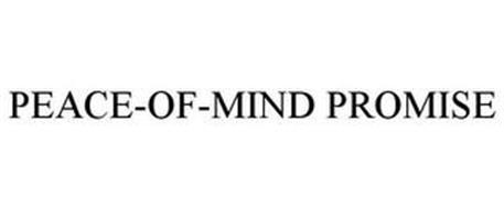 PEACE-OF-MIND PROMISE