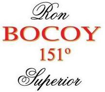 RON BOCOY 151 SUPERIOR