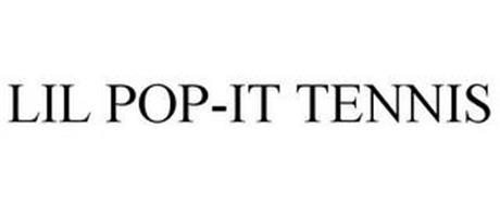 LIL POP-IT TENNIS