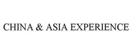 CHINA & ASIA EXPERIENCE