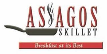 ASIAGOS SKILLET BREAKFAST AT ITS BEST