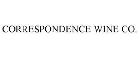 CORRESPONDENCE WINE CO.