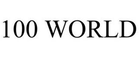 100 WORLD