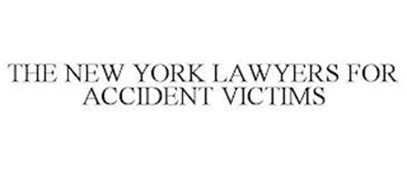 THE NEW YORK LAWYERS FOR ACCIDENT VICTIMS