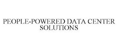 PEOPLE-POWERED DATA CENTER SOLUTIONS