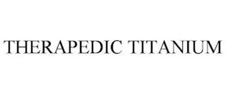 THERAPEDIC TITANIUM