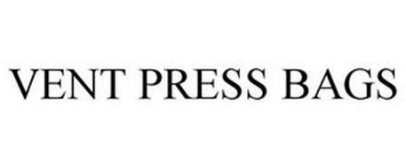 VENT PRESS BAGS