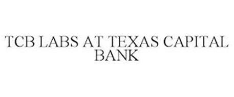 TCB LABS AT TEXAS CAPITAL BANK