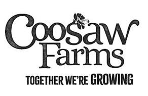 COOSAW FARMS TOGETHER WE'RE GROWING