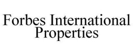 FORBES INTERNATIONAL PROPERTIES