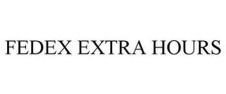 FEDEX EXTRA HOURS