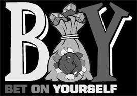 BOY BET ON YOURSELF