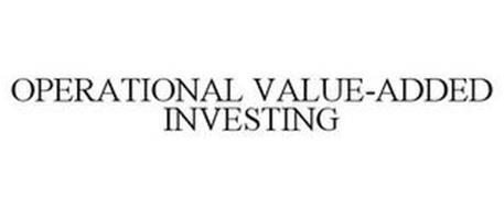 OPERATIONAL VALUE-ADDED INVESTING