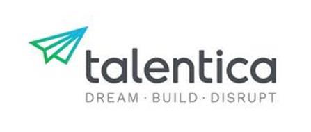 TALENTICA DREAM · BUILD · DISRUPT