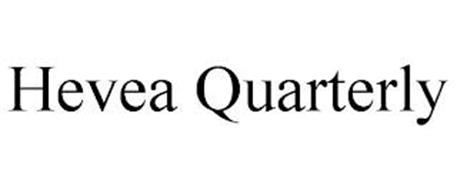 HEVEA QUARTERLY