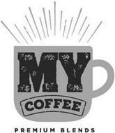 MY COFFEE PREMIUM BLENDS