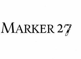 MARKER 27