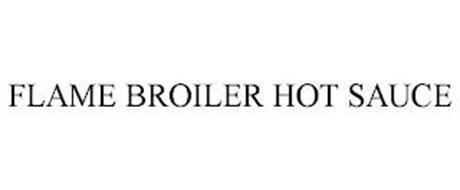 FLAME BROILER HOT SAUCE