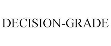 DECISION-GRADE