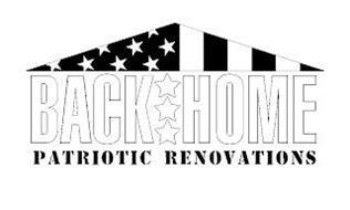 BACK HOME PATRIOTIC RENOVATIONS