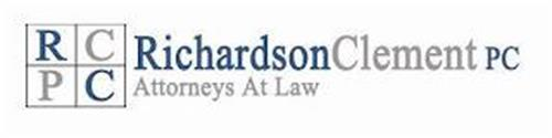 RCPC RICHARDSONCLEMENT PC ATTORNEYS AT LAW