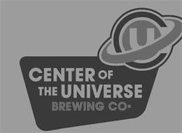 CENTER OF THE UNIVERSE BREWING CO. CU