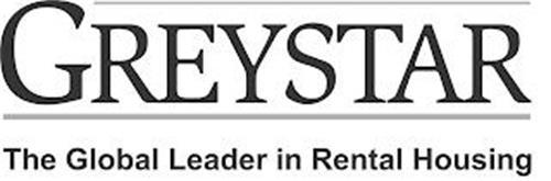 GREYSTAR THE GLOBAL LEADER IN RENTAL HOUSING