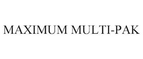 MAXIMUM MULTI-PAK