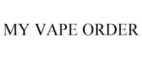MY VAPE ORDER