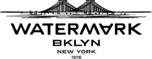 WATERMARK BKLYN NEW YORK 1976