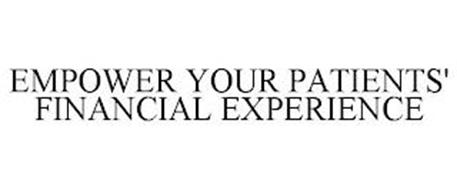 EMPOWER YOUR PATIENTS' FINANCIAL EXPERIENCE