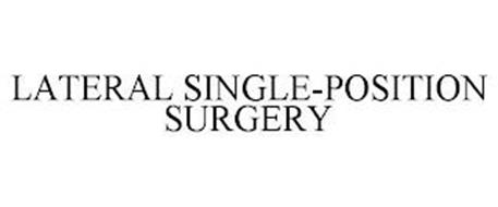 LATERAL SINGLE-POSITION SURGERY
