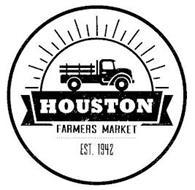 HOUSTON FARMERS MARKET EST. 1942