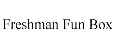FRESHMAN FUN BOX