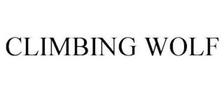 CLIMBING WOLF
