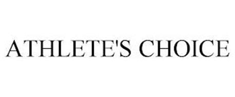 ATHLETE'S CHOICE