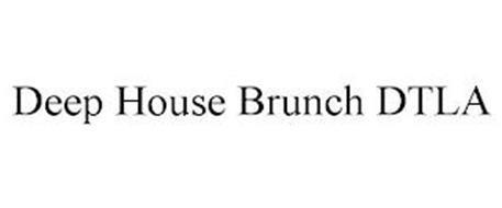 DEEP HOUSE BRUNCH DTLA