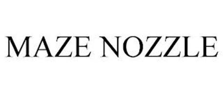 MAZE NOZZLE