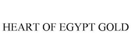 HEART OF EGYPT GOLD