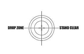 DROP ZONE STAND CLEAR