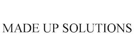 MADE UP SOLUTIONS