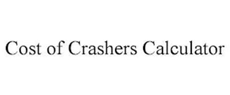 COST OF CRASHES CALCULATOR