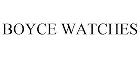 BOYCE WATCHES