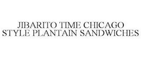JIBARITO TIME CHICAGO STYLE PLANTAIN SANDWICHES
