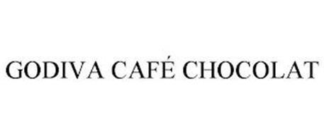 GODIVA CAFÉ CHOCOLAT