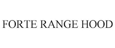 FORTE RANGE HOOD